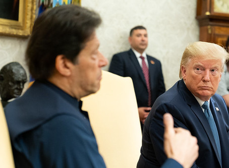 Trump Fabricates Conversation with Modi and Nuclear Option in Afghanistan