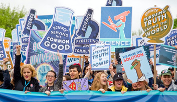 Research: The GOP's Anti-Science Bias is Driven by Religious Conservatives in the Party