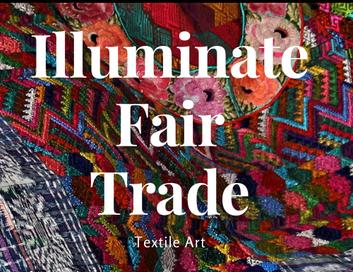 Illuminate's New & Very Popular Fair Trade Guatemalan Bags