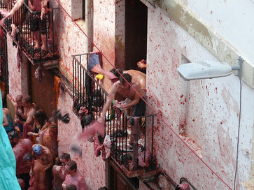 If You are Looking for Something Fun and Unusual to do this Summer, Try Spain's La Tomatina