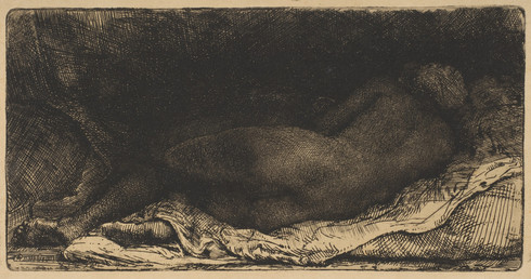 Reclining Female Nude, Rembrandt.jpg