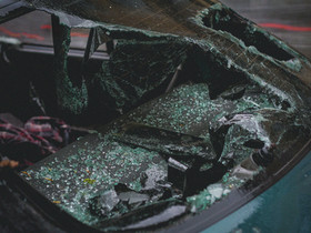 How to Handle a Property Damage Claim From a Car Accident
