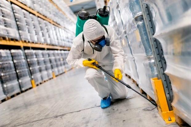 Sanificazione ambienti di lavoro ArgoPro