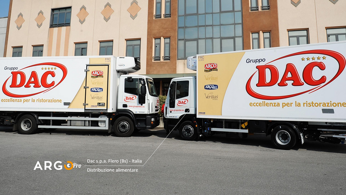 DAC sceglie ArgoPro per ottimizzare il servizio di consegna