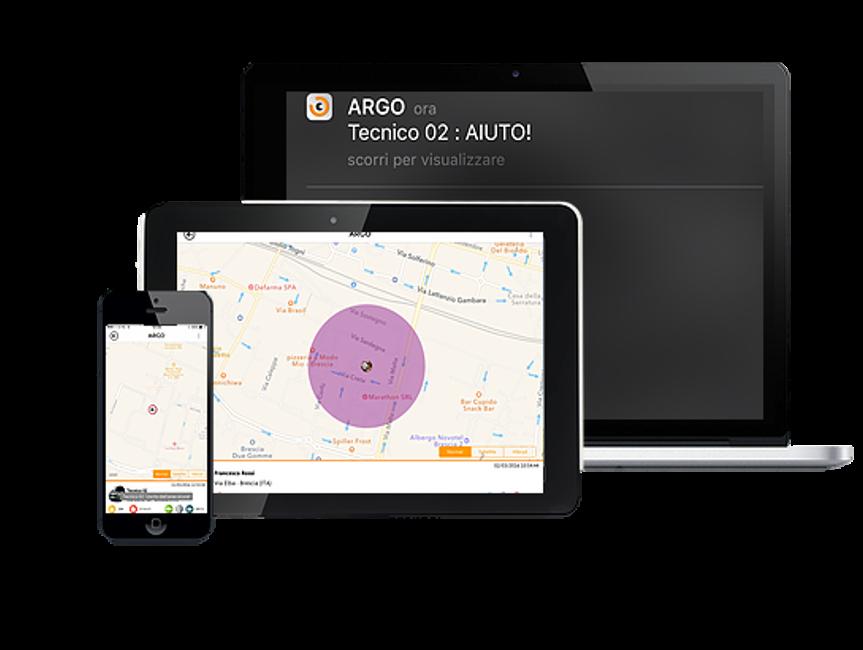ArgoPro piattaforma web e App