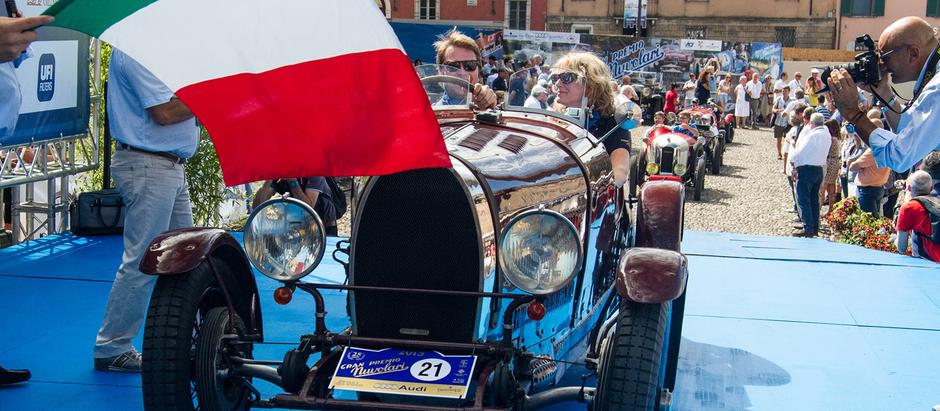 Argo Racing supporta l'organizzazione e la sicurezza del Gran Premio Nuvolari