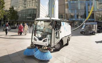 I Comuni scoprono la pulizia stradale 4.0