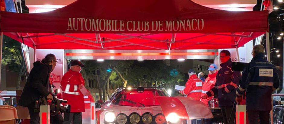 Team Kessel Classic e Argo Racing sul traguardo del Rally Storico di Montecarlo