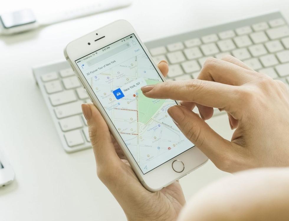 tracking su smartphone
