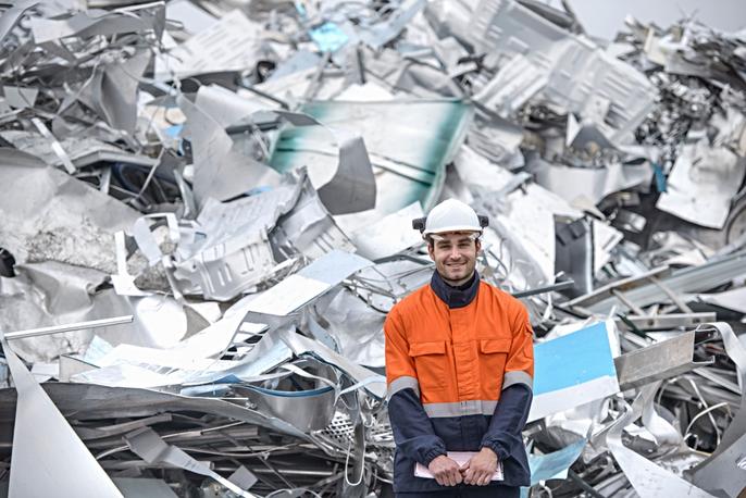 La raccolta dei rottami di metallo si gestisce con ArgoPro