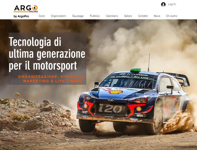 ArgoPro presenta Argo Racing