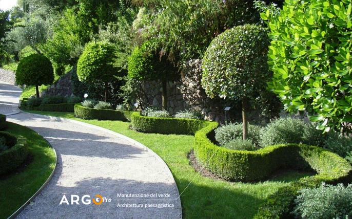 Manutenzione del verde più efficiente e sicura con ArgoPro