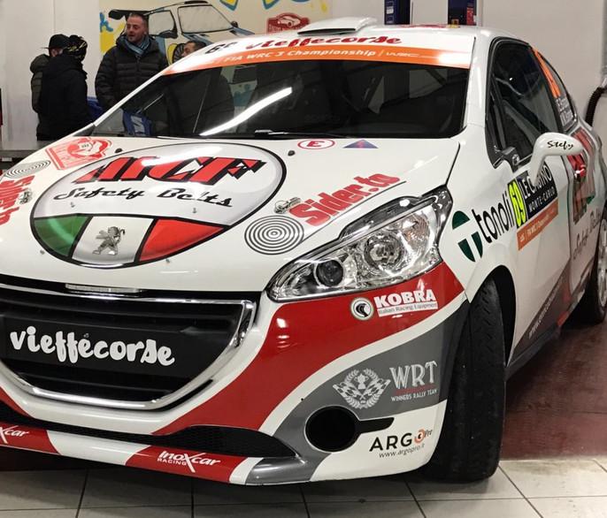 ArgoPro partecipa al Rally di Montecarlo!