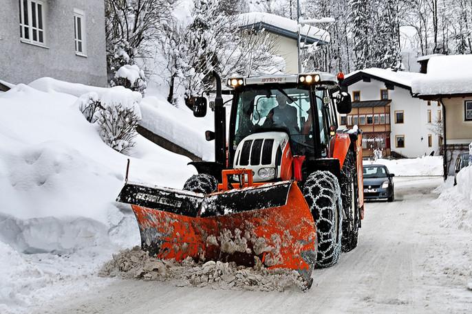 Neve e ghiaccio sulle strade. La viabilità invernale si gestisce con ArgoPro.