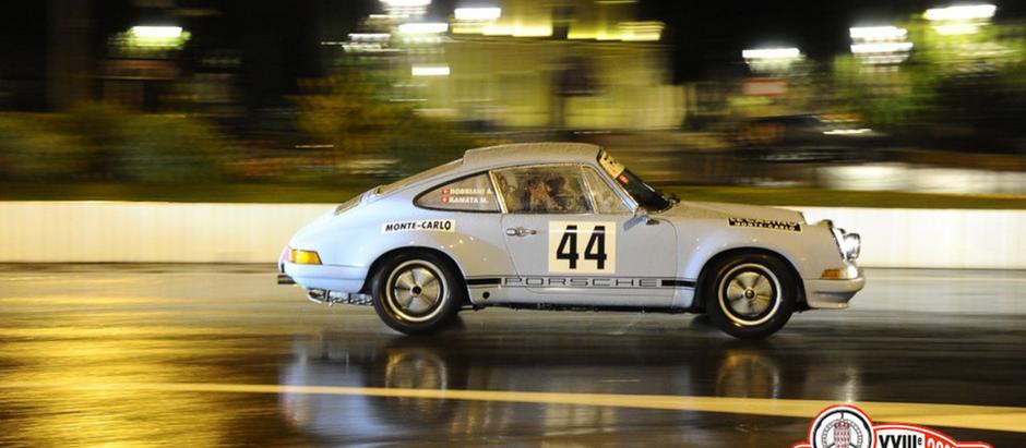 Argo Racing e Team Kessel Classic ancora insieme al Rally Storico di Montecarlo.