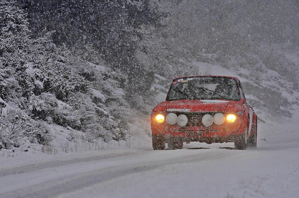 localizzatore ArgoPro al rally storico Monte-Carlo