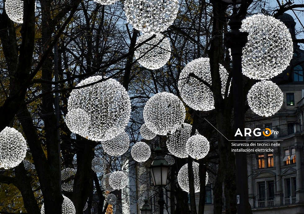 ArgoPro sicurezza elettricisti