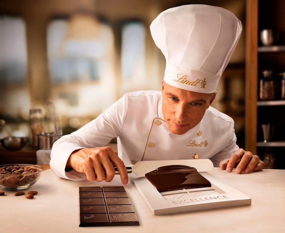 Maestro cioccolatiere Lindt