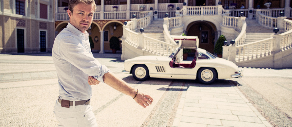 Argo Racing: un week-end da campioni al Drivin' with Nico Rosberg
