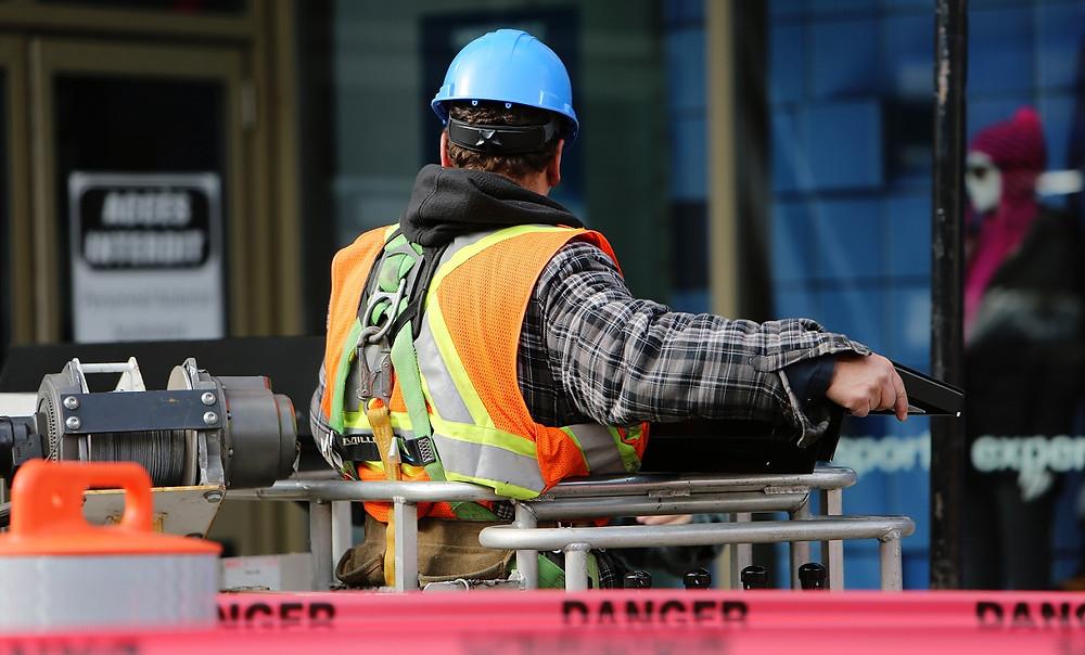 lavoratore e dispositivi di sicurezza