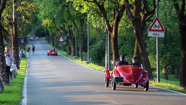 Al via la Mille Miglia. ArgoPro protegge anche le auto storiche
