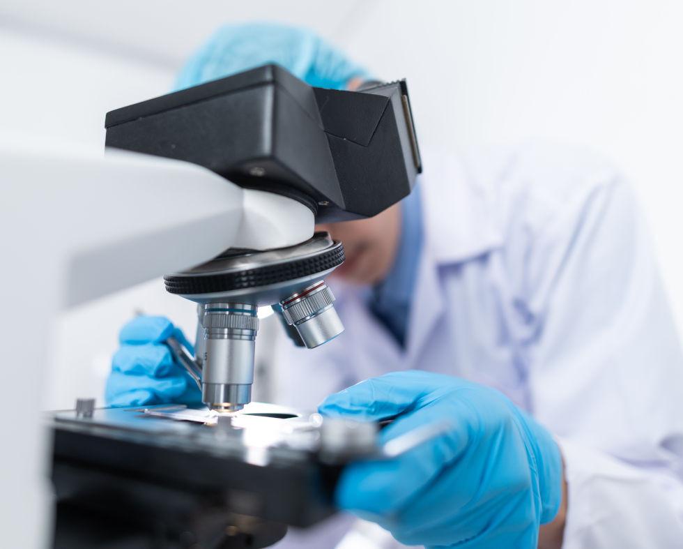 Analisi campioni di sangue