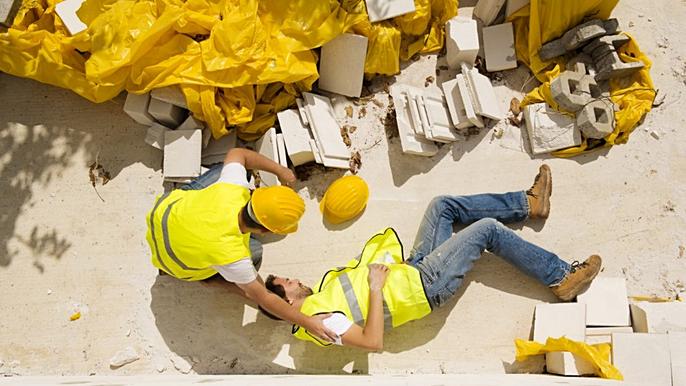 Infortuni sul lavoro: ancora pochi i sistemi di protezione personale.