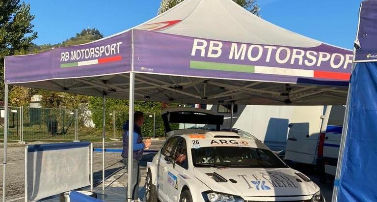 TecnoMetal sponsor privilegiato del rallysmo piemontese.