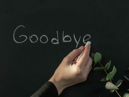 The (underrated) proper goodbye and its lifetime impact