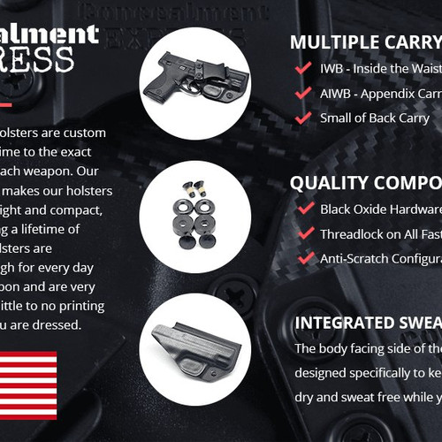 Hesseling & Sons | Lima, OH 45809 | Gun shop near me | Holsters