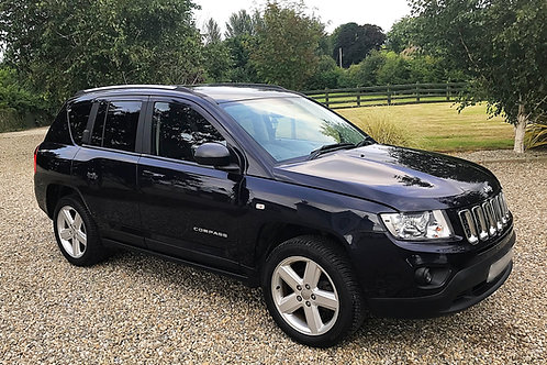 JEEP COMPASS LIMITED 2.0 MANUAL - PX MOTORBIKE