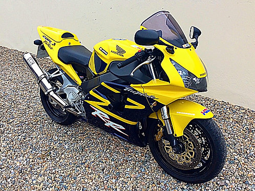 HONDA CBR FIREBLADE 954 - BIKE NOW SOLD