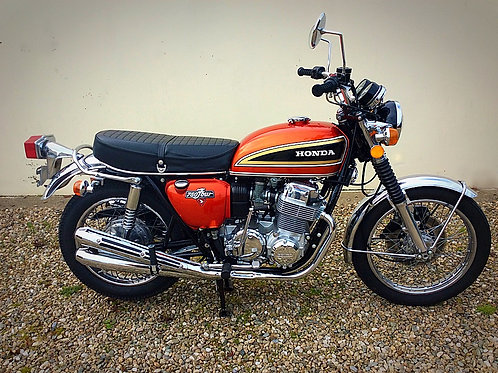 HONDA CB750 FOUR - SOLD