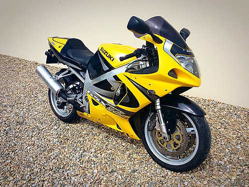 SUZUKI GSXR 750 Y -  SUPER SPORT - BIKE IS NOW SOLD