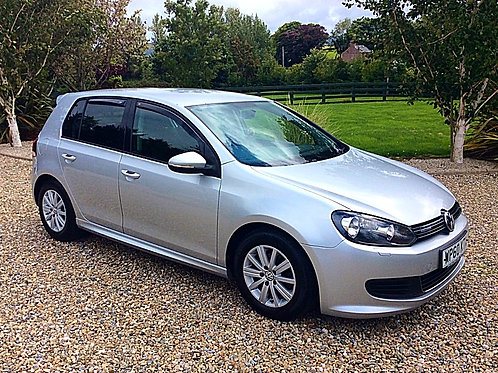 VOLKSWAGEN GOLF S 1.6 TDI - CAR NOW SOLD