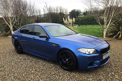 BMW M5 F10 INDIVIDUAL DCT - CAR IS NOW RESERVED