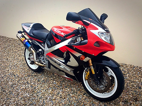 SUZUKI GSXR 1000 K1 - BIKE IS NOW SOLD