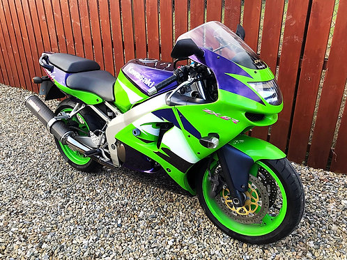 KAWASAKI ZX6-R NINJA G1 - BIKE IS NOW SOLD