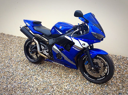 YAMAHA YZF R6 - FUEL INJECTION