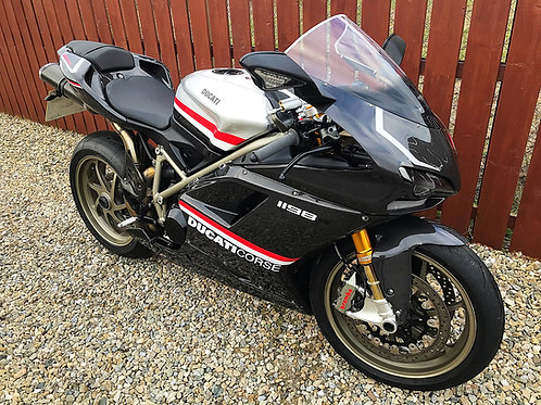 DUCATI 1198 S - FULL CARBON FIBRE SUPERB SPEC MACHINE