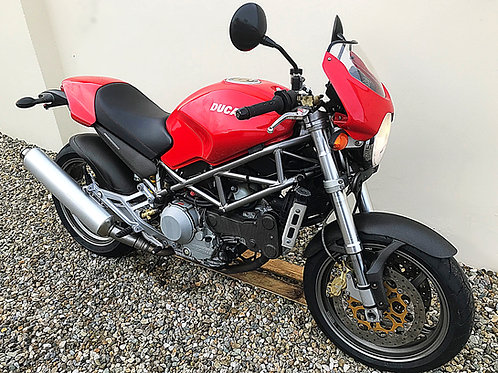 DUCATI MONSTER S4 - 916 - LOTS OF CARBON