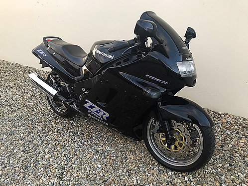 KAWASAKI ZZ-R 1100 C2 - JUST 19,000 MILES - SINGLE RAM AIR