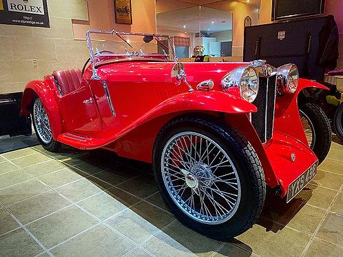 1935 MG PA - RHD