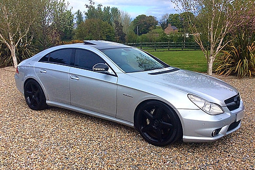 MERCEDES CLS 55 AMG 620 BHP - CAR NOW SOLD