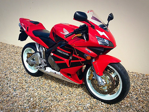 HONDA CBR 600RR - BIKE NOW SOLD