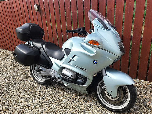 BMW R1100 RT - LOW MILES - FULL LUGGAGE - BIKE IS NOW SOLD