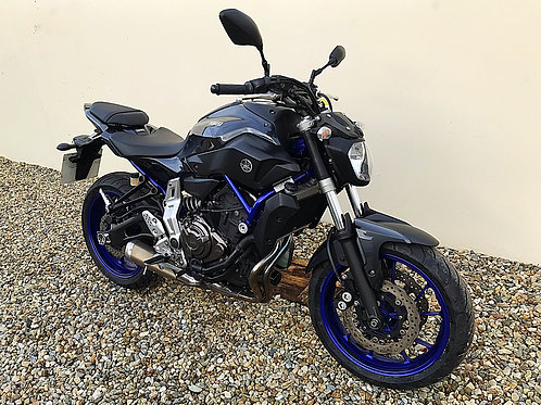 YAMAHA MT-07 - JUST 9,000 MILES - BIKE IS NOW SOLD