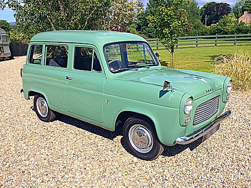 FORD 100E ESCORT ESTATE - IMMACULATE
