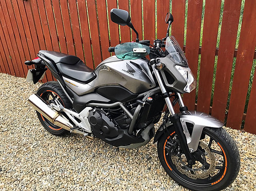 HONDA NC 700S - JUST 3,900 MILES - BIKE IS NOW SOLD