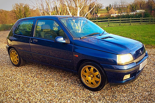 RENAULT CLIO WILLIAMS 1 - 2.0 - 16V